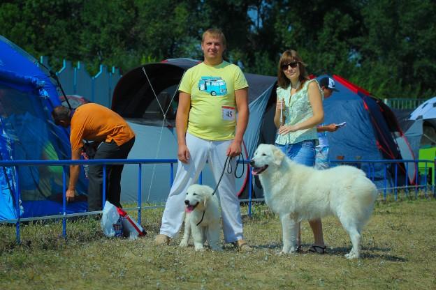 Днепропетровск 2xCACIB 24-25.08.2013